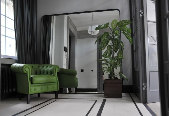 Puiset kukka-amppelit Flooring Cube Wenge