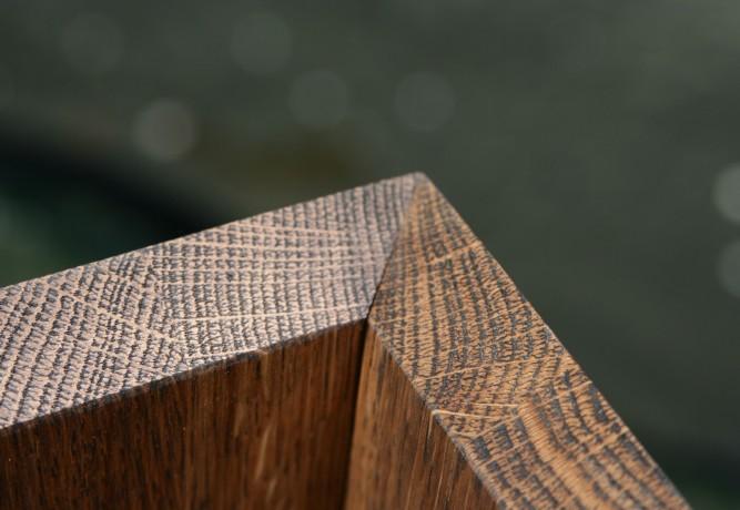 Puiset kukka-amppelit Flooring Trapeze Wenge