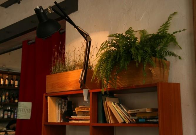 Blomlådor I trä Trapezebox Natur