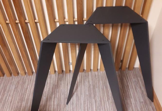 Металлические ножки для стола V-дизайн 700mm