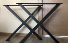 Металлические ножки для стола X-дизайн 900mm